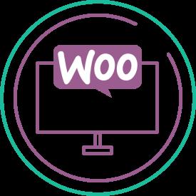 icon image of woocommerce dashboard
